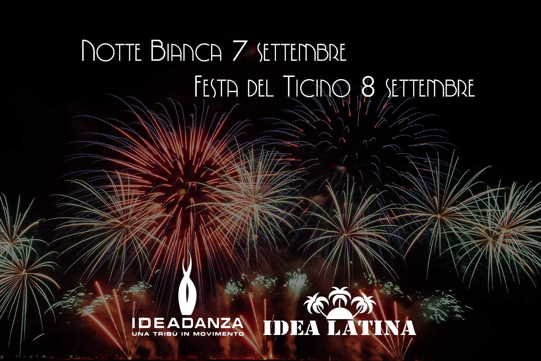 Notte bianca Festa Ticino