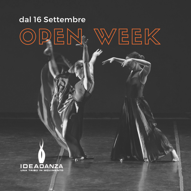 Open week Idea Danza Modern